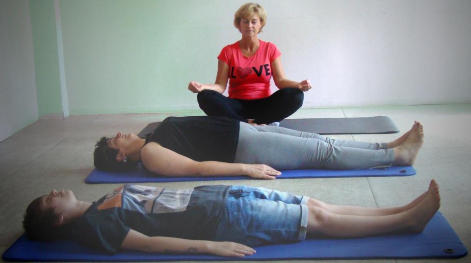 Medytacja zajęcia grupowe